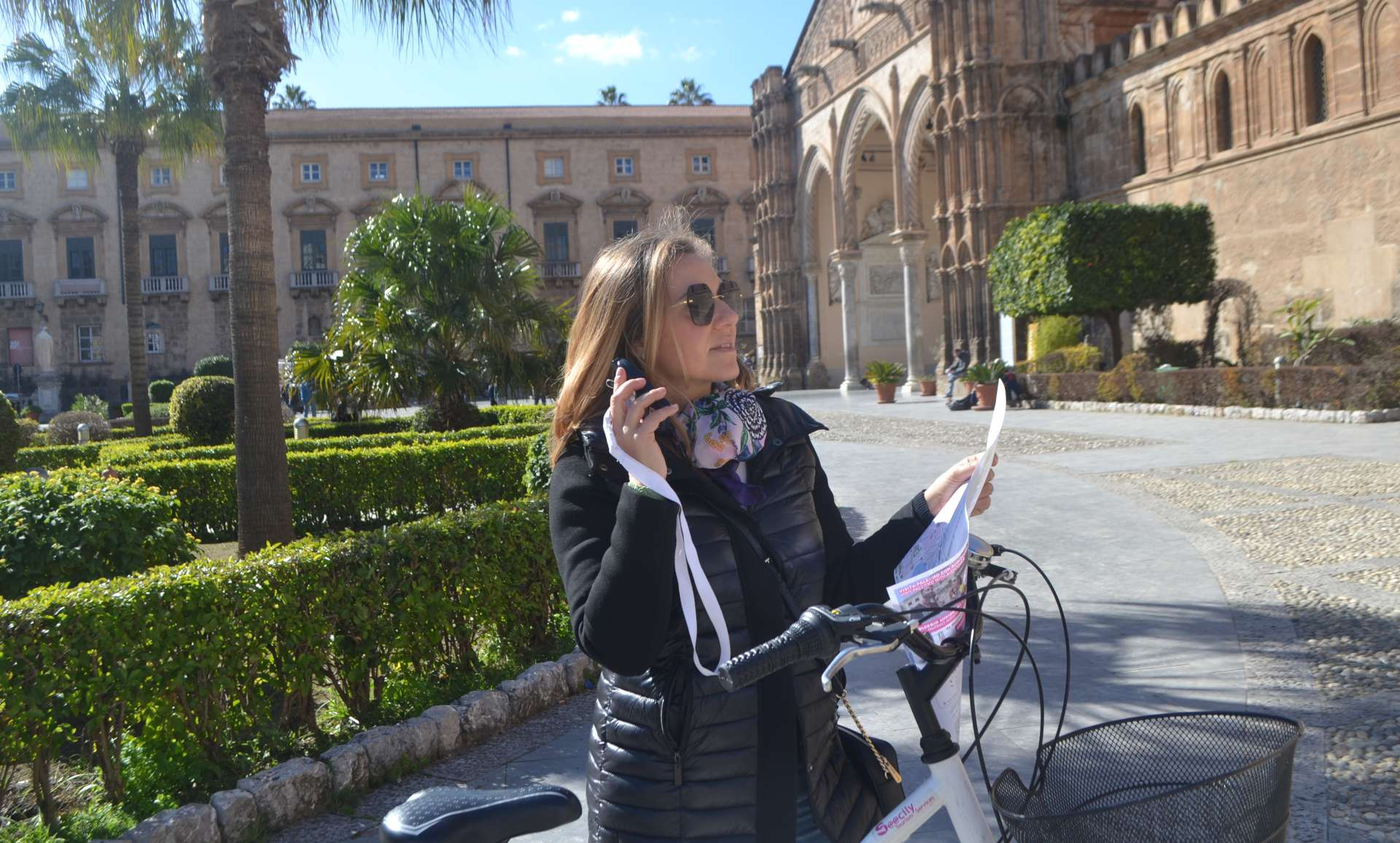 Bike tour palermo